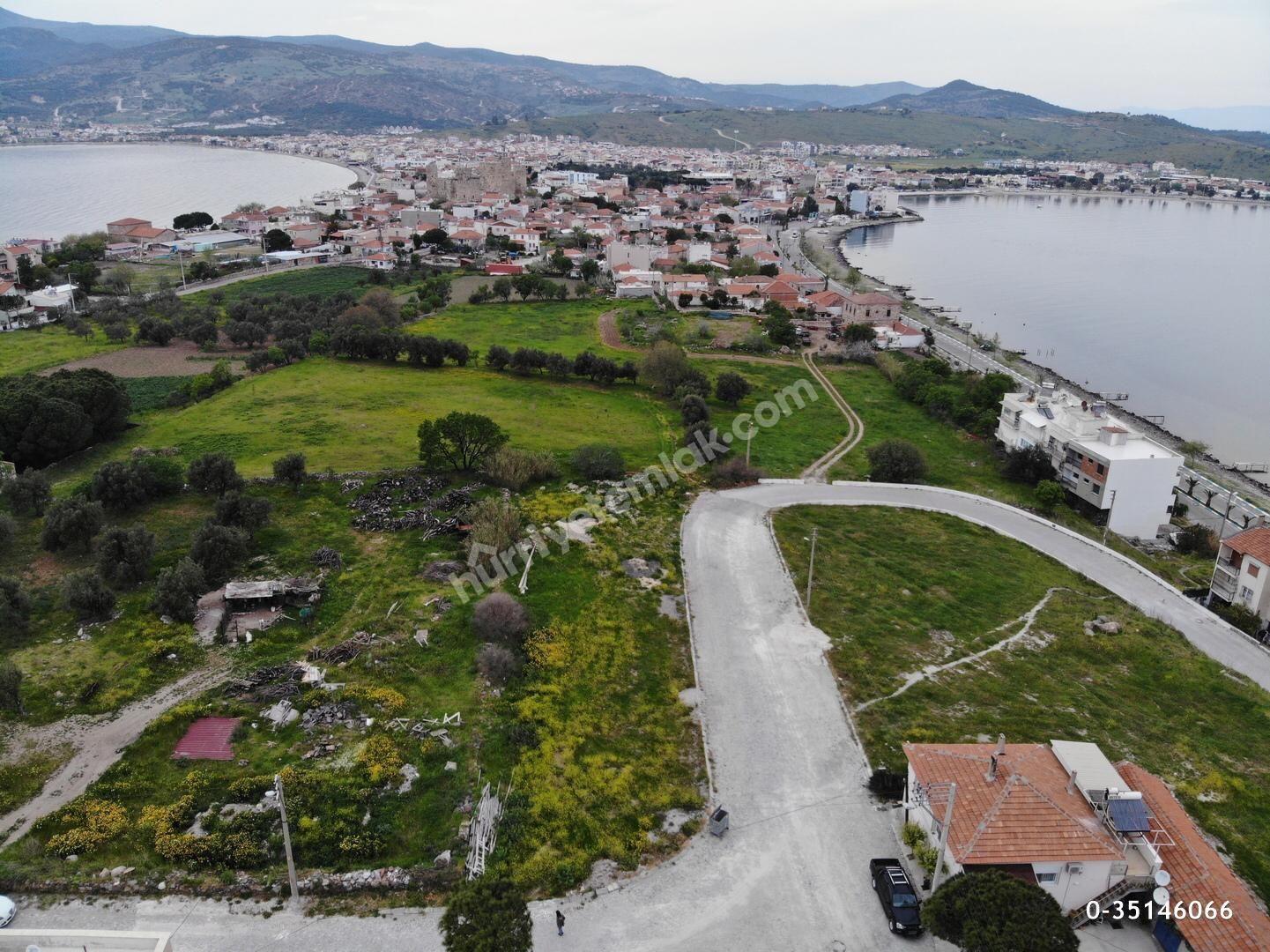 İzmir Dikili Çandarlı'da 3 tane ayrı ayrı Müstakil Ev