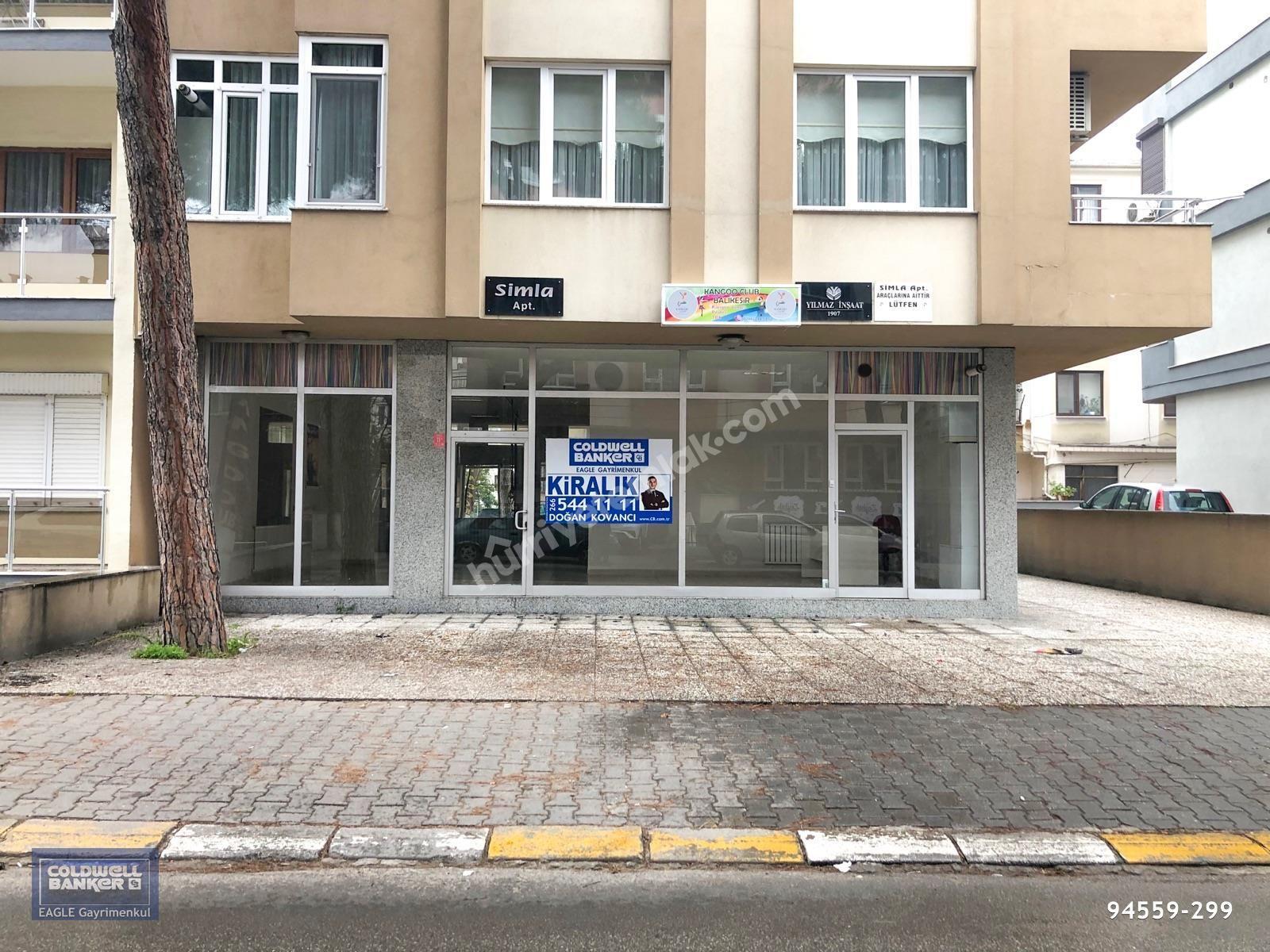 Atatürk Mah. Turgut Reis Caddesi Üzerinde Kiralık 120 m Dükkan