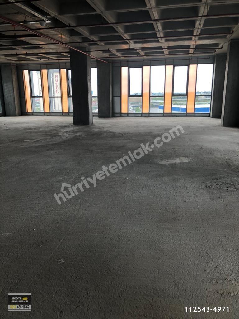 Bakırköy Ataköy'de 1.102 m2 Satılık Ofis