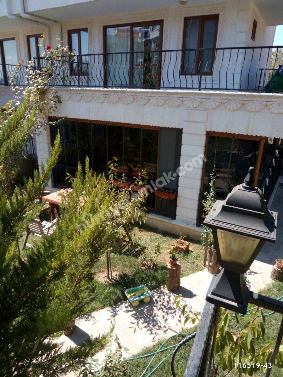 SözEmlak/Çanakkale Ayvacık Küçükkuyu/Bahçeli Tripleks Villa