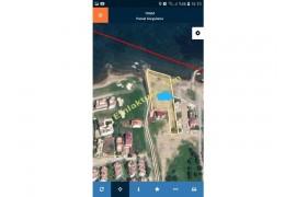 Burhaniye Pelitköy'de Denize Sıfır Arsa