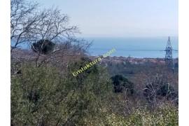 Altınolukta Satılık Deniz manzaralı Çay Bahçesi