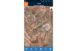 Akören Orhaniye de 7011 m2 yolu suyu olan konumu güzel cardaklık Satılık yer